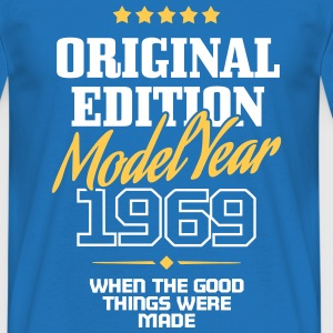 Original Edition - Model Year 1969 T-Shirts - Men's T-Shirt