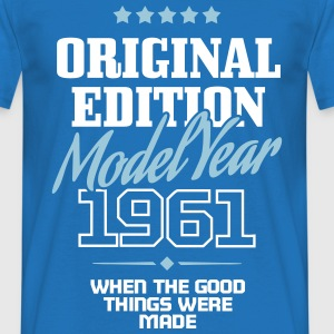 Original Edition - Model Year 1961 T-Shirts - Men's T-Shirt