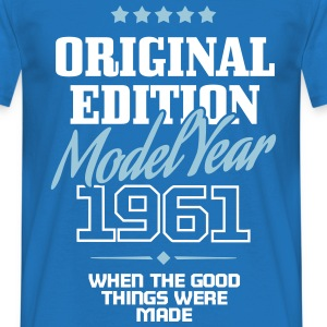 Original Edition - Model Year 1961 Tee shirts - T-shirt Homme