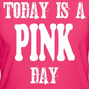 Pink Day - Women's Organic T-shirt