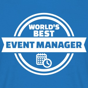 Event Manager T-Shirts - Männer T-Shirt