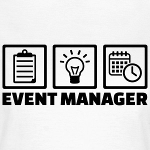 Event Manager T-Shirts - Frauen T-Shirt