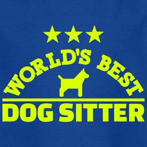 Dog sitter T-Shirts - Kinder T-Shirt