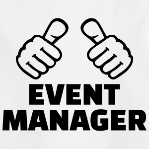 Event Manager T-Shirts - Kinder T-Shirt