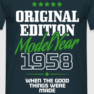 Original Edition - Model Year 1958 Tee shirts - T-shirt Homme