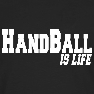 handball is life Manches longues - T-shirt manches longues Premium Homme