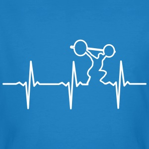 Heartbeat Gym T-Shirts - Men's Organic T-shirt