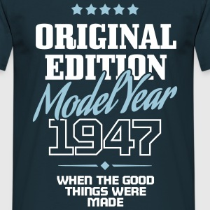 Original Edition - Model Year 1947 Tee shirts - T-shirt Homme