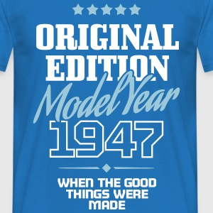 Original Edition - Model Year 1947 T-Shirts - Men's T-Shirt