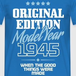 Original Edition - Model Year 1945 Camisetas - Camiseta hombre