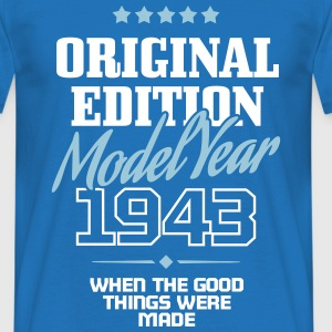 Original Edition - Model Year 1943 T-shirts - T-shirt herr