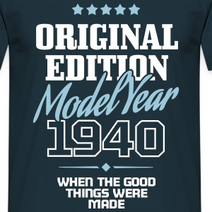 Original Edition - Model Year 1940 T-Shirts - Men's T-Shirt