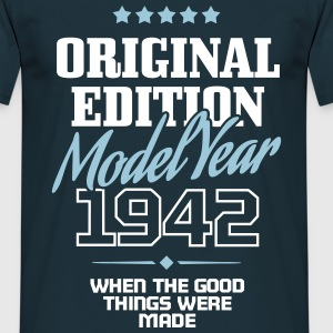 Original Edition - Model Year 1942 T-Shirts - Men's T-Shirt