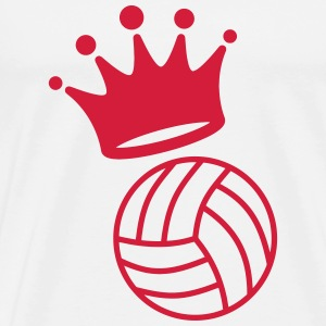 Volleyball - Volley Ball - Volley-Ball - Sport Camisetas - Camiseta premium hombre