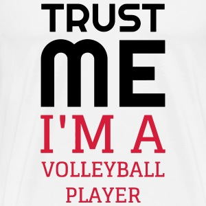 Volleyball - Volley Ball - Volley-Ball - Sport Tee shirts - T-shirt Premium Homme
