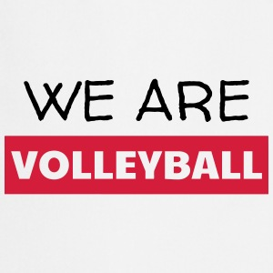 Volleyball - Volley Ball - Volley-Ball - Sport Tabliers - Tablier de cuisine