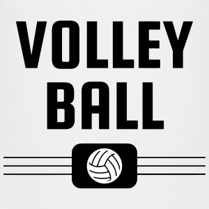Volleyball - Volley Ball - Volley-Ball - Sport Camisetas - Camiseta premium niño