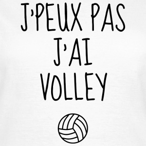 Volleyball - Volley Ball - Volley-Ball - Sport Tee shirts - T-shirt Femme