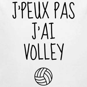 Volleyball - Volley Ball - Volley-Ball - Sport Bodys Bébés - Body bébé bio manches longues