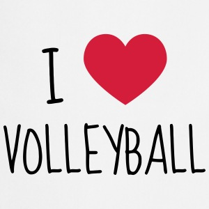 Volleyball - Volley Ball - Volley-Ball - Sport Förkläden - Förkläde