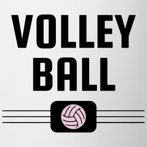 Volleyball - Volley Ball - Volley-Ball - Sport Kubki i dodatki - Kubek