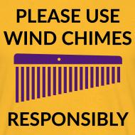 Motiv ~ Wind Chimes Shirt 2 (Herren)