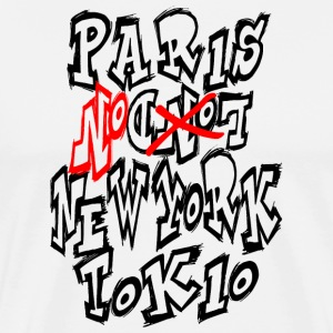 Paris London New York Tokio T-Shirts - Männer Premium T-Shirt