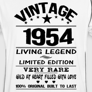 VINTAGE 1954-LIVING LEGEND T-Shirts - Men's Football Jersey