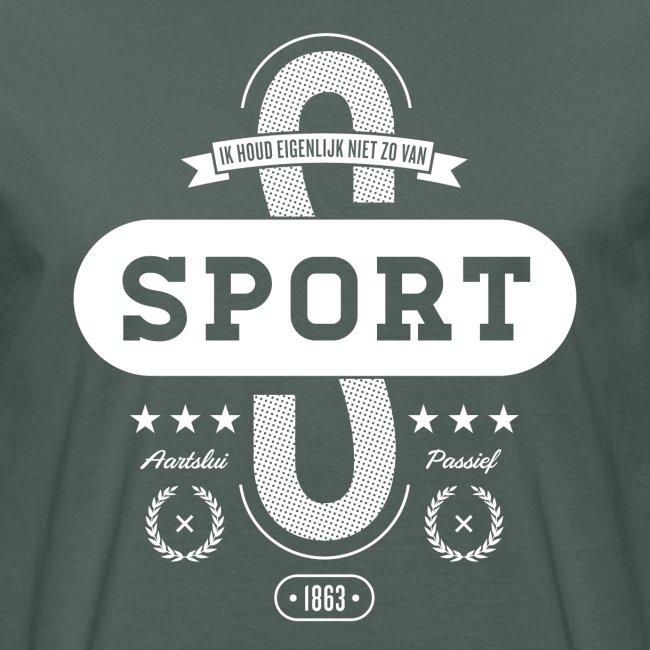 Sport mannen bio
