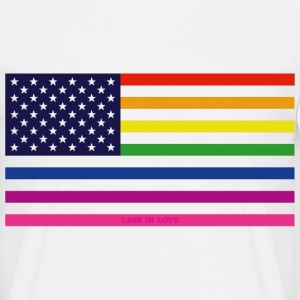 Pride USA T-Shirts - Men's T-Shirt