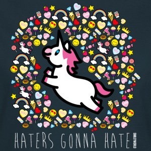 SmileyWorld Haters Gonna Hate - T-shirt dam