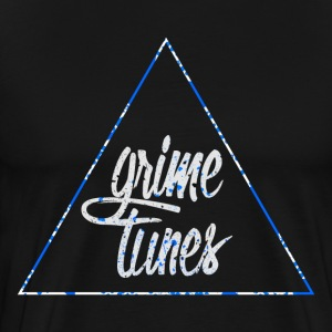 Grime Tunes - Shirt design 1 - Men's Premium T-Shirt