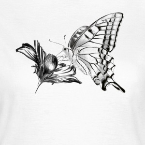 Butterfly T-Shirts - Women's T-Shirt