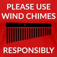 Motiv ~ Wind Chimes Shirt (Damen)