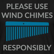 Motiv ~ Wind Chimes Shirt (Herren)