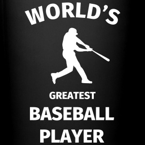 World's Greatest Baseball Player Tazas y accesorios - Taza de un color