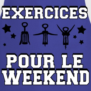 exercices pour le weekend design Tabliers - Tablier de cuisine