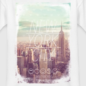 Smileyworld 'New York City' - T-shirt tonåring
