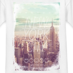 Smileyworld 'New York City' - Teenage T-shirt