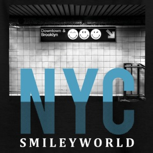 Smileyworld 'NYC 64 Aven Skyline' - Teenager T-Shirt