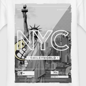 Smileyworld 'NYC 64 Aven Skyline' - T-shirt Ado
