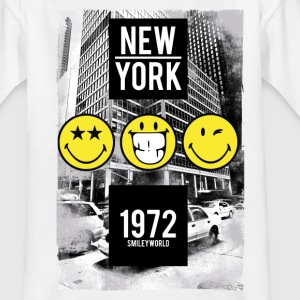 Smileyworld 'New York 1972' - Teenager T-Shirt