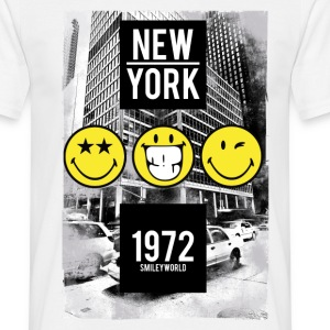 Smileyworld 'New York 1972' - Koszulka męska
