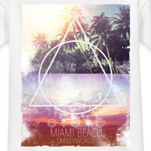 Smileyworld 'Miami Beach' - Teenage T-shirt
