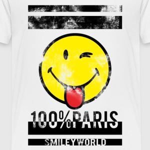 Smileyworld '100% Paris' - T-shirt Premium Enfant
