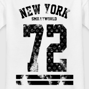 Smileyworld 'New York 72' - T-shirt tonåring