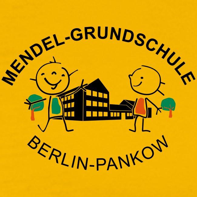 Mendel-Kids in Aktion - Jugendshirt gerade
