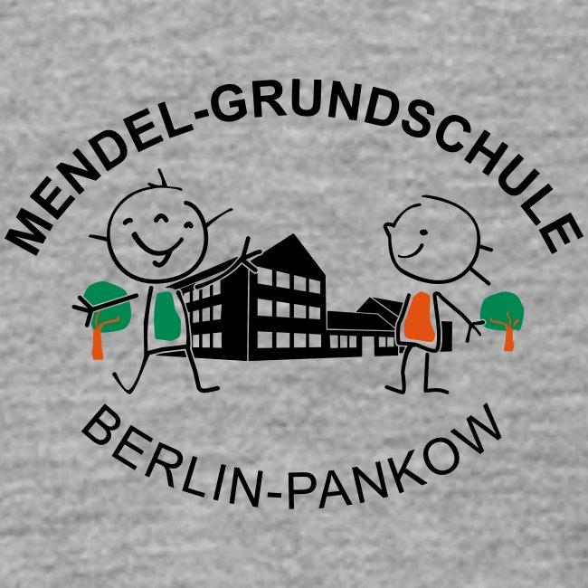 Mendel-Kids in Aktion - Longshirt Kids, gerade