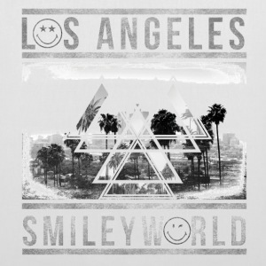 Smileyworld 'Los Angeles Skyline' - Tote Bag