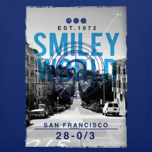 Smileyworld 'San Francisco' - Tote Bag